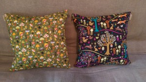 Bali's cushions